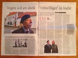 BN De Stem, Spectrum, 8 november 2014
